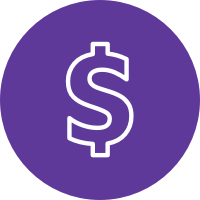 purple money