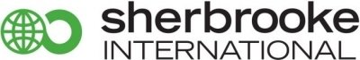 Sherbrooke international logo