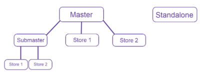 Point of Sale System in Multi-Store: Master and Sub-Master Account Management